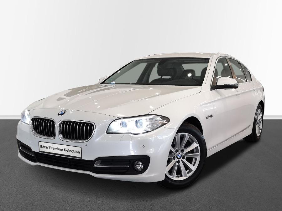 BMW Serie 5 Blanco Diesel Automático Berlina 4 puertas 2016