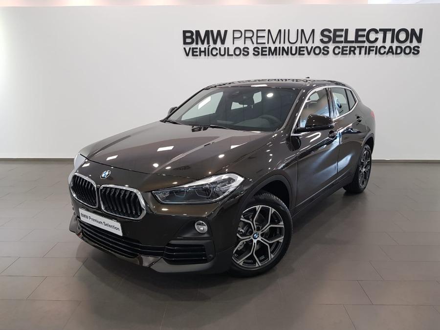 BMW X2 Marrón Diesel Automático 4x4 SUV 5 puertas 2019