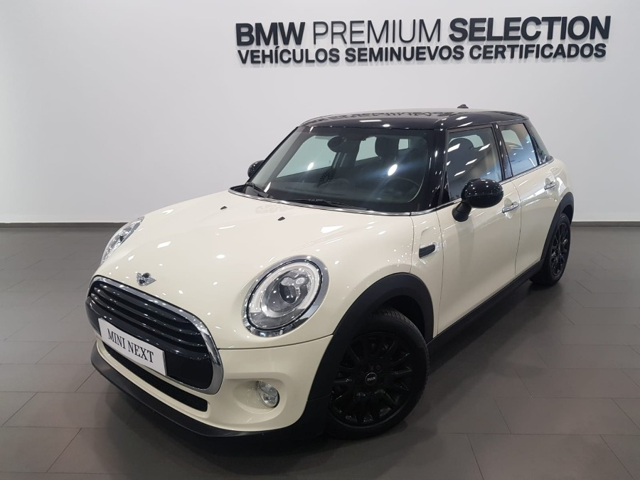 MINI MINI Blanco Diesel Manual Berlina 5 puertas 2018