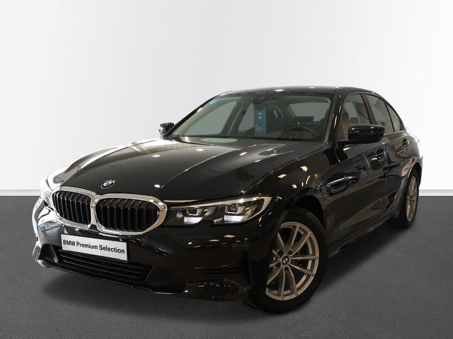 BMW Serie 3 Negro Diesel Manual Berlina 4 puertas 2021