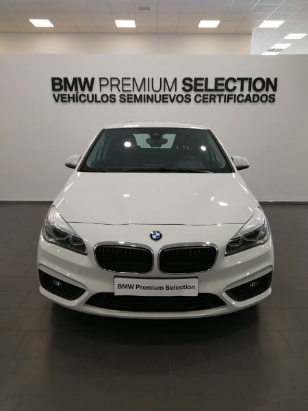 BMW Serie 2 Active Tourer Blanco Diesel Manual Monovolúmen 5 puertas 2016