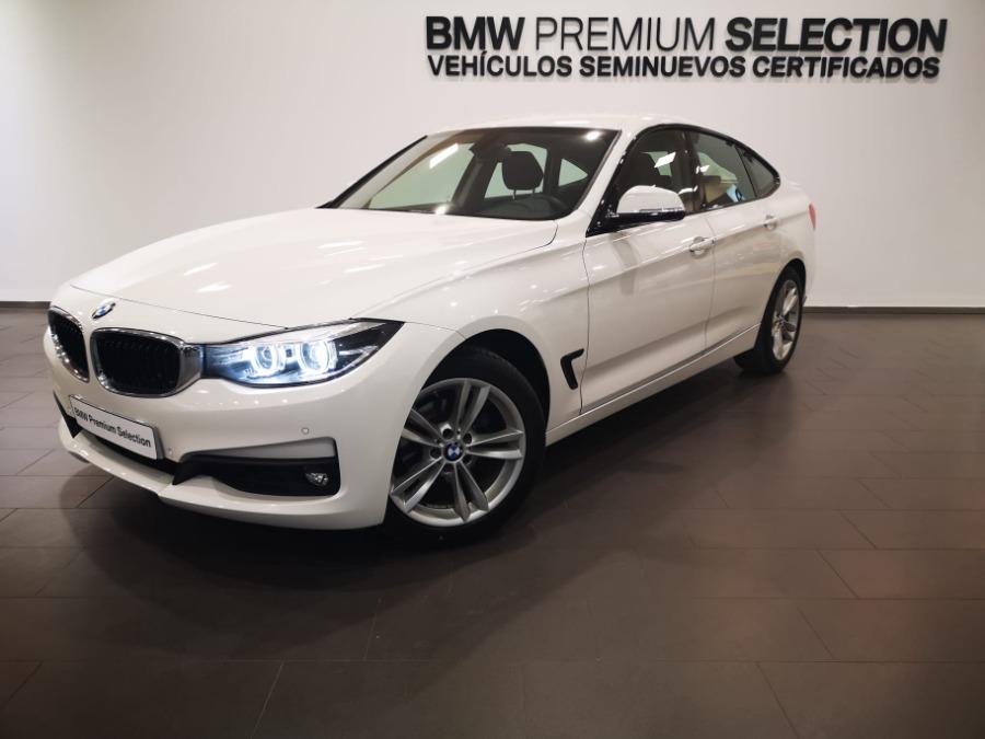 BMW Serie 3 Blanco Diesel Automático Berlina 5 puertas 2018