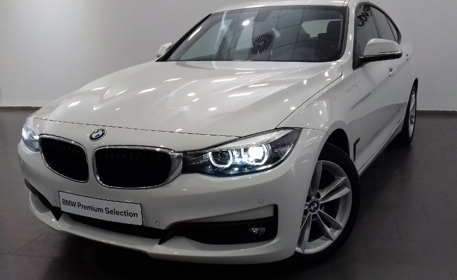 BMW Serie 3 Blanco Diesel Automático Berlina 5 puertas 2019