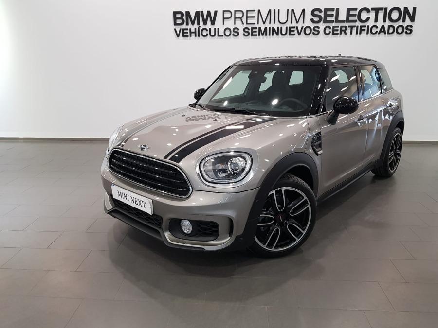 MINI Countryman Gris / Plata Gasolina Automático Berlina 5 puertas 2020