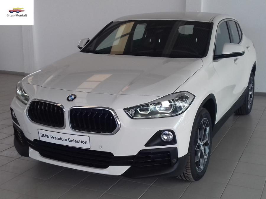 BMW X2 Blanco Gasolina Automático 4x4 SUV 5 puertas 2018