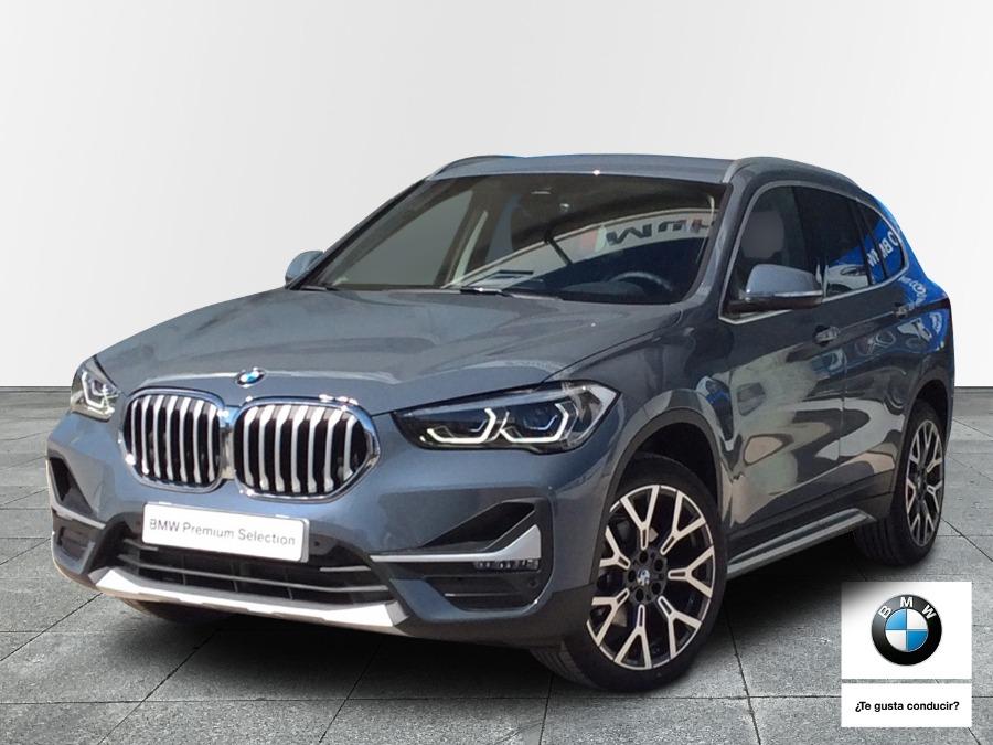 BMW X1 Gris / Plata Diesel Automático 4x4 SUV 5 puertas 2021