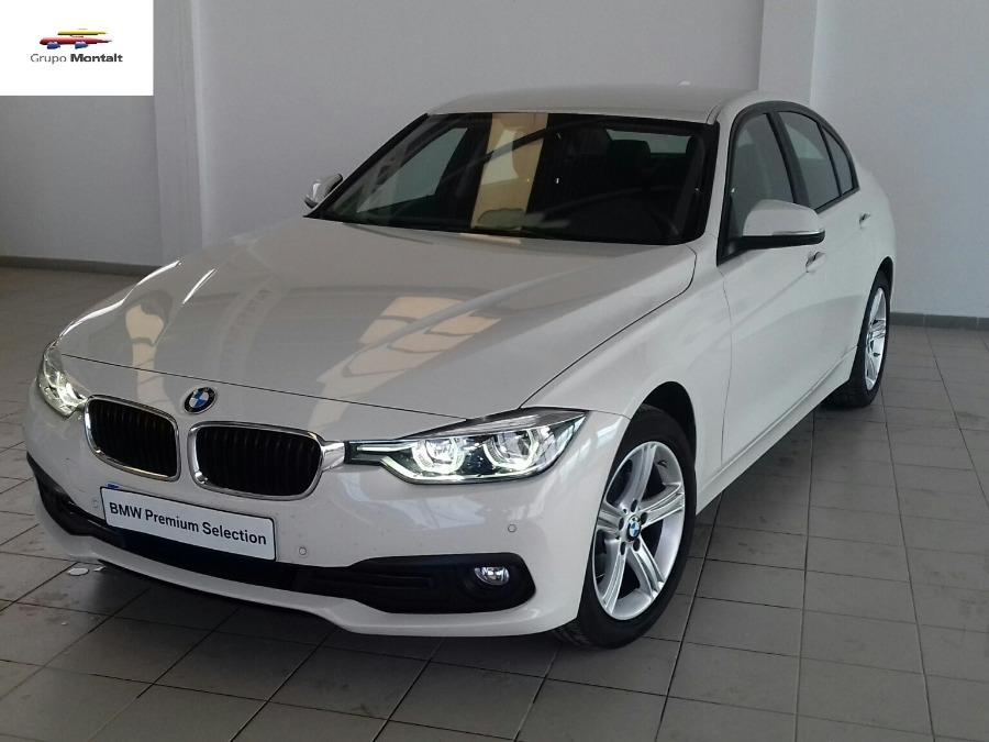BMW Serie 3 Blanco Diesel Automático Berlina 4 puertas 2015