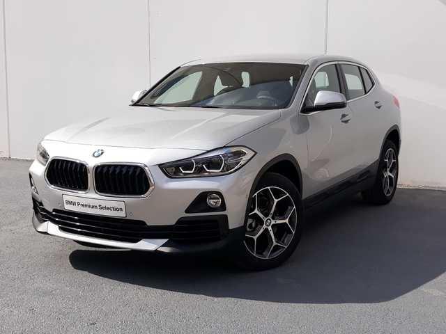 BMW X2 Gris / Plata Gasolina Automático 4x4 SUV 5 puertas 2019
