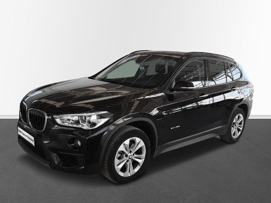 BMW X1 Negro Diesel Manual 4x4 SUV 5 puertas 2017