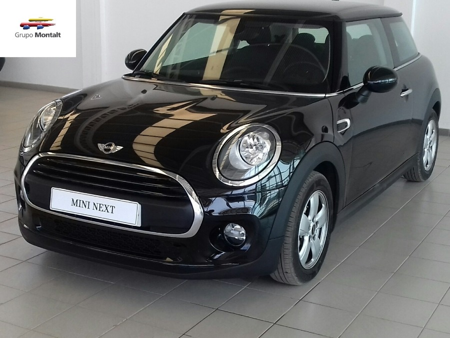 MINI MINI Negro Diesel Manual Berlina 3 puertas 2017