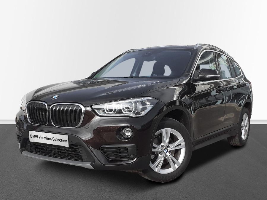 BMW X1 Marrón Diesel Manual 4x4 SUV 5 puertas 2017