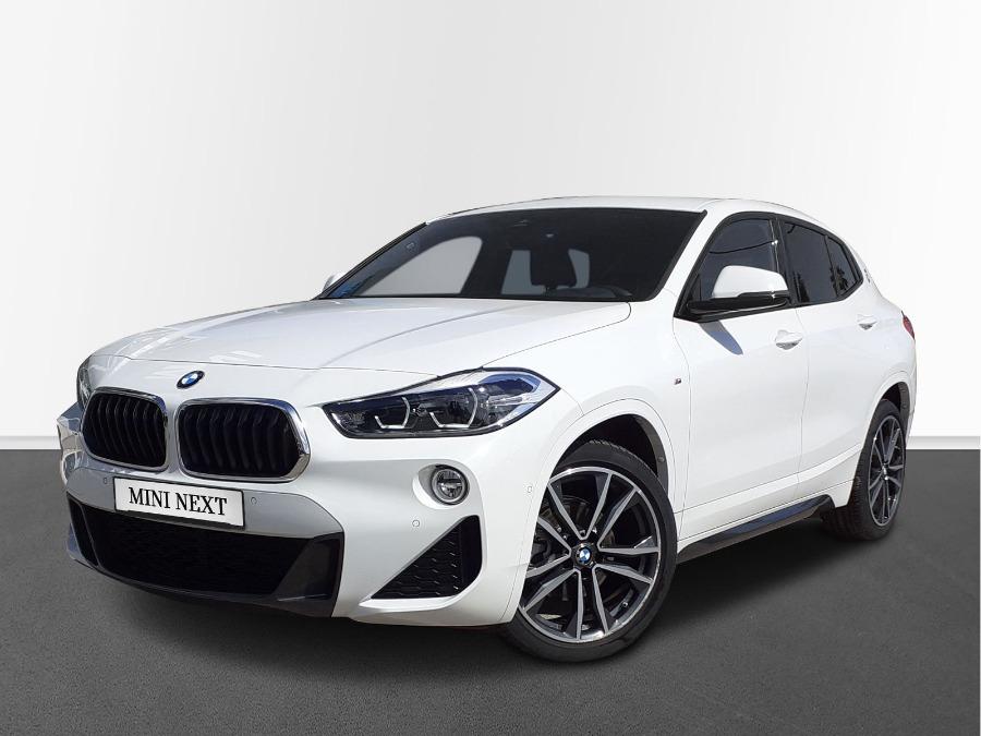 BMW X2 Blanco Diesel Automático 4x4 SUV 5 puertas 2020
