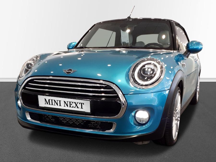 MINI MINI Azul Diesel Automático Cabrio 2 puertas 2019