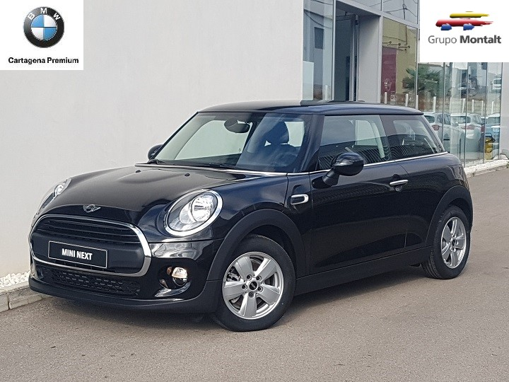 MINI MINI Negro Diesel Manual Berlina 3 puertas 2018
