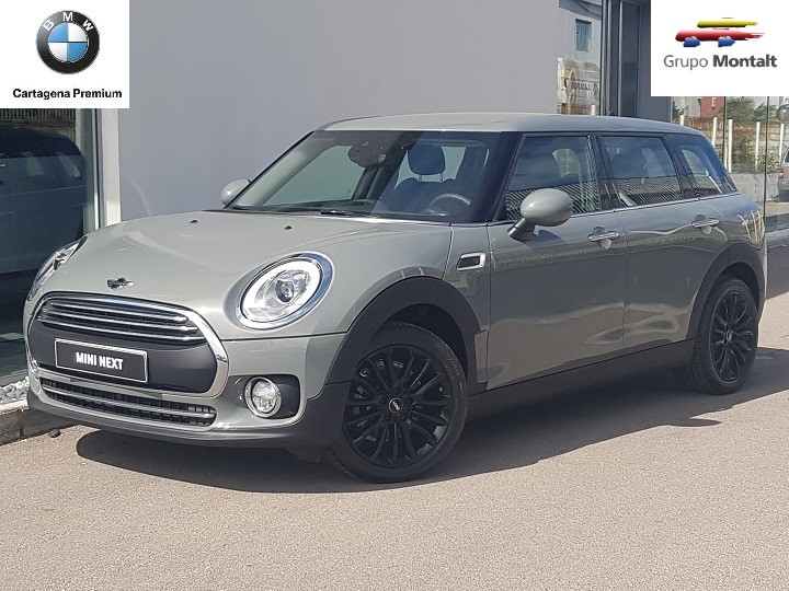MINI Countryman Gris / Plata Gasolina Manual Berlina 5 puertas 2018