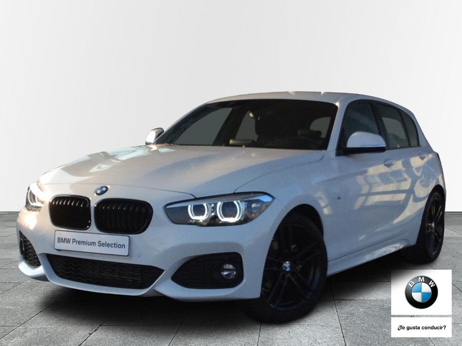 BMW Serie 1 Beige Diesel Automático Berlina 5 puertas 2019