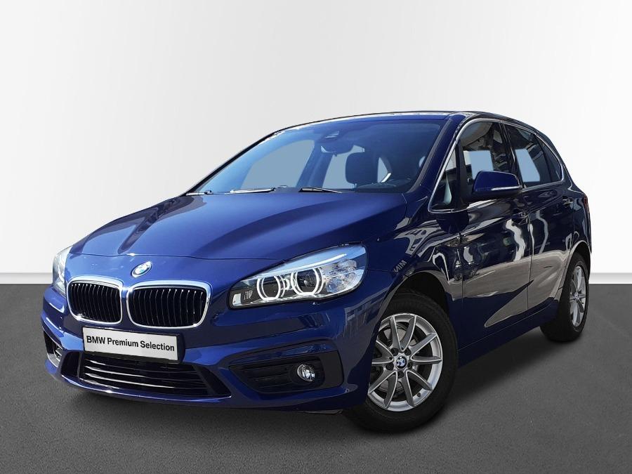BMW Serie 2 Active Tourer Azul Diesel Manual Monovolúmen 5 puertas 2016