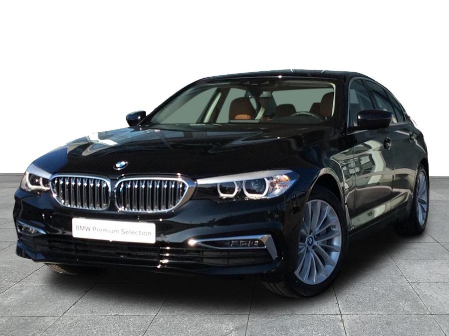 BMW Serie 5 Negro Eléctrico / Híbrido Automático Berlina 4 puertas 2019