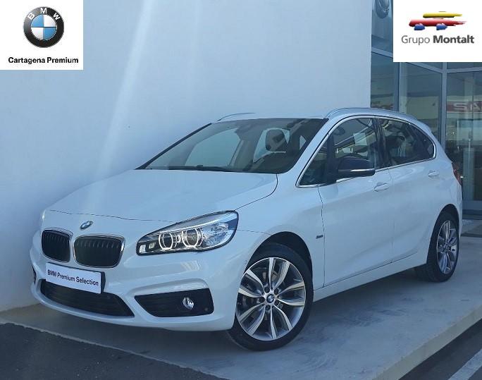 BMW Serie 2 Blanco Diesel Automático Cabrio 2 puertas 2016