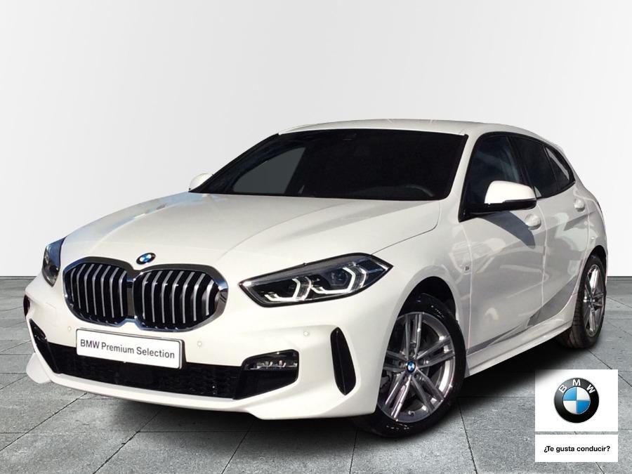 BMW Serie 1 Blanco Diesel Manual Berlina 5 puertas 2021