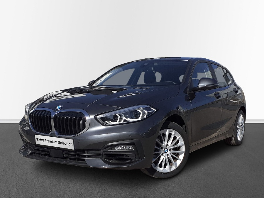 BMW Serie 1 Gris / Plata Gasolina Automático Berlina 5 puertas 2020