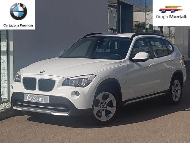 BMW X1 Blanco Diesel Manual Berlina 5 puertas 2012
