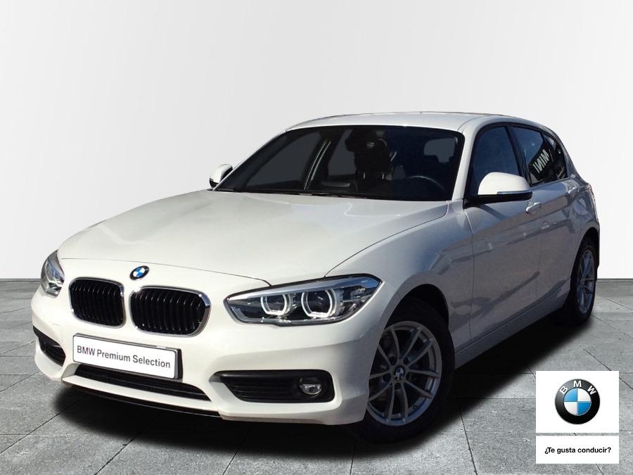BMW Serie 1 Blanco Diesel Automático Berlina 5 puertas 2020