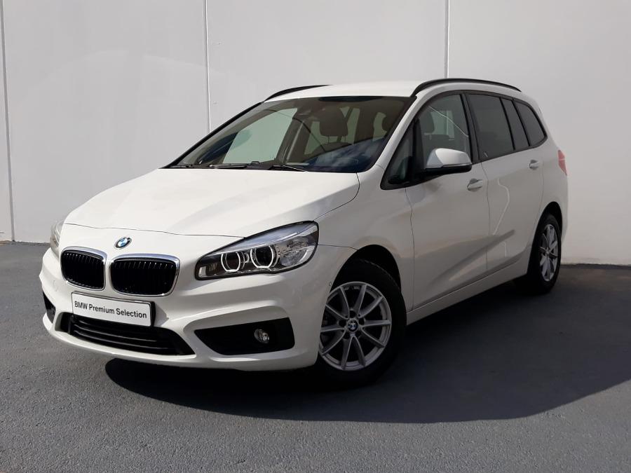 BMW Serie 2 Gran Tourer Blanco Diesel Automático Monovolúmen 5 puertas 2015