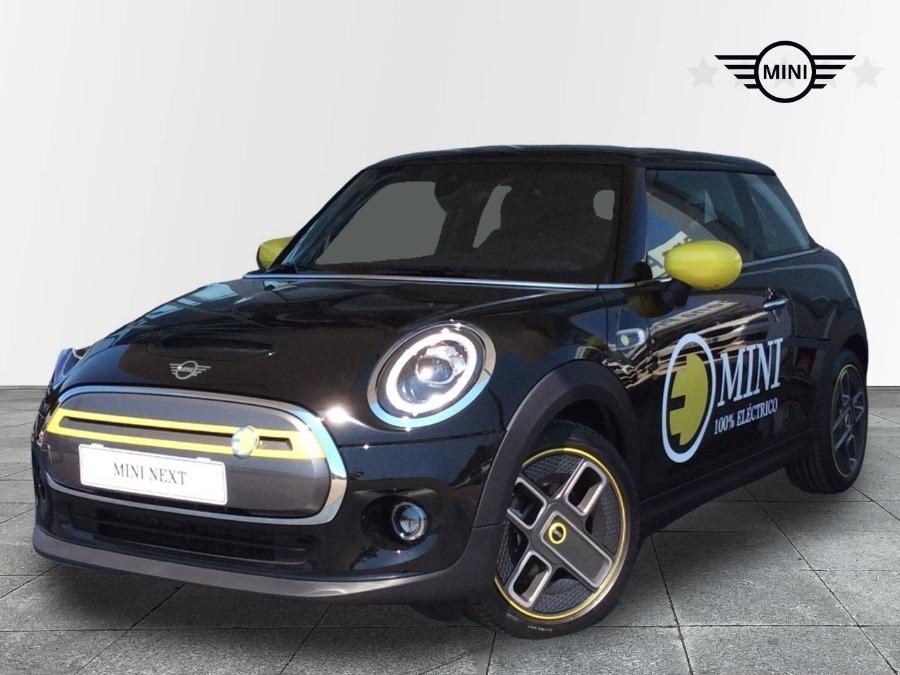 MINI MINI Negro Eléctrico / Híbrido Automático Berlina 3 puertas 2020