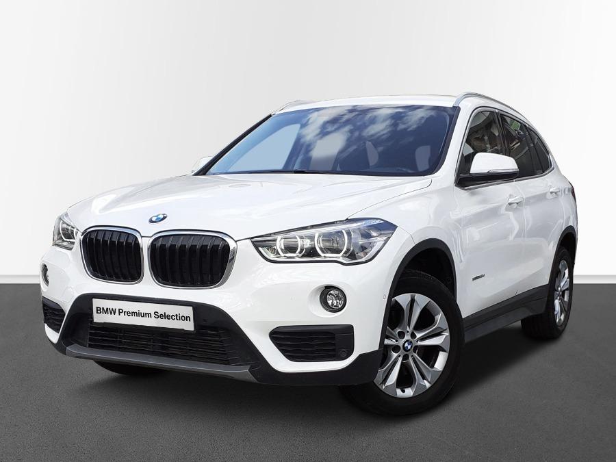 BMW X1 Blanco Diesel Automático 4x4 SUV 5 puertas 2017
