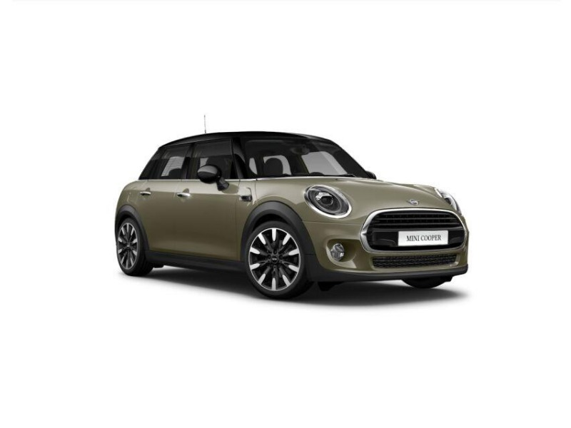 MINI MINI Gris / Plata Gasolina Manual Berlina 5 puertas 2019