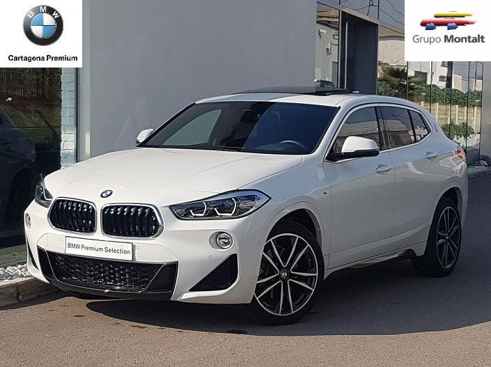 BMW X2 Blanco Diesel Automático 4x4 SUV 5 puertas 2018