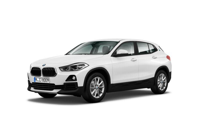 BMW X2 Blanco Gasolina Manual 4x4 SUV 5 puertas 2019