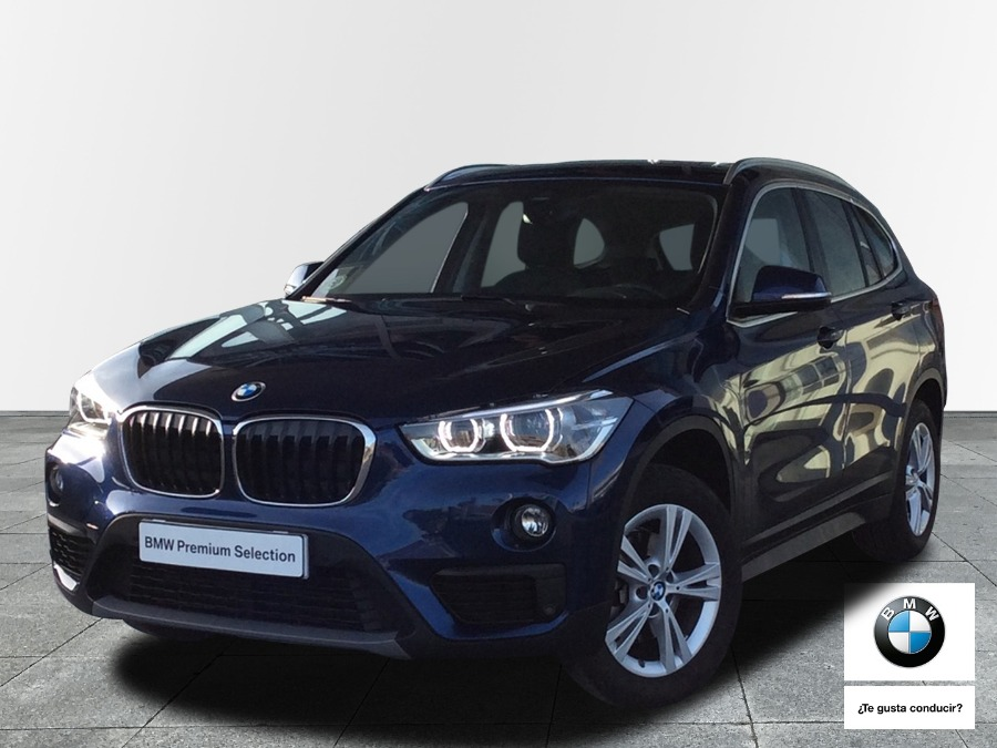 BMW X1 Azul Diesel Automático 4x4 SUV 5 puertas 2018