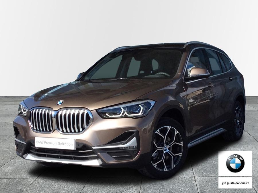BMW X1 Beige Diesel Automático 4x4 SUV 5 puertas 2021