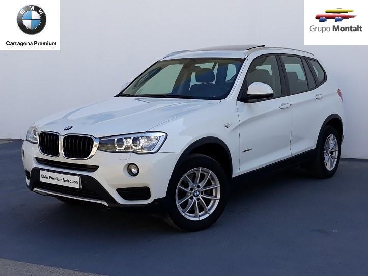 BMW X3 Blanco Diesel Automático 4x4 SUV 5 puertas 2016