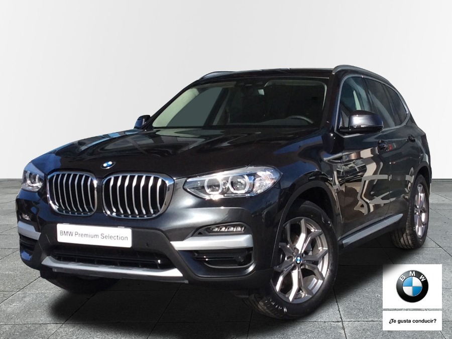 BMW X3 Gris / Plata Diesel Automático 4x4 SUV 5 puertas 2020