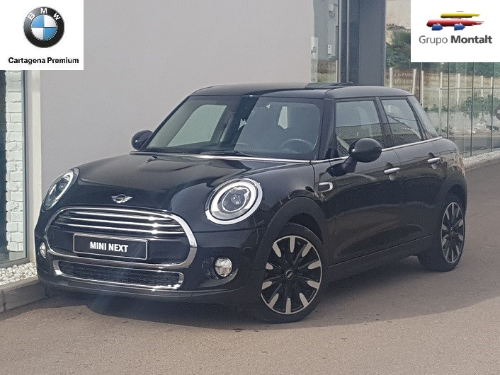 MINI MINI Negro Diesel Manual Berlina 5 puertas 2016