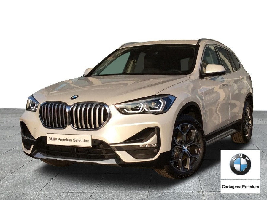 BMW X1 Blanco Diesel Automático 4x4 SUV 5 puertas 2021