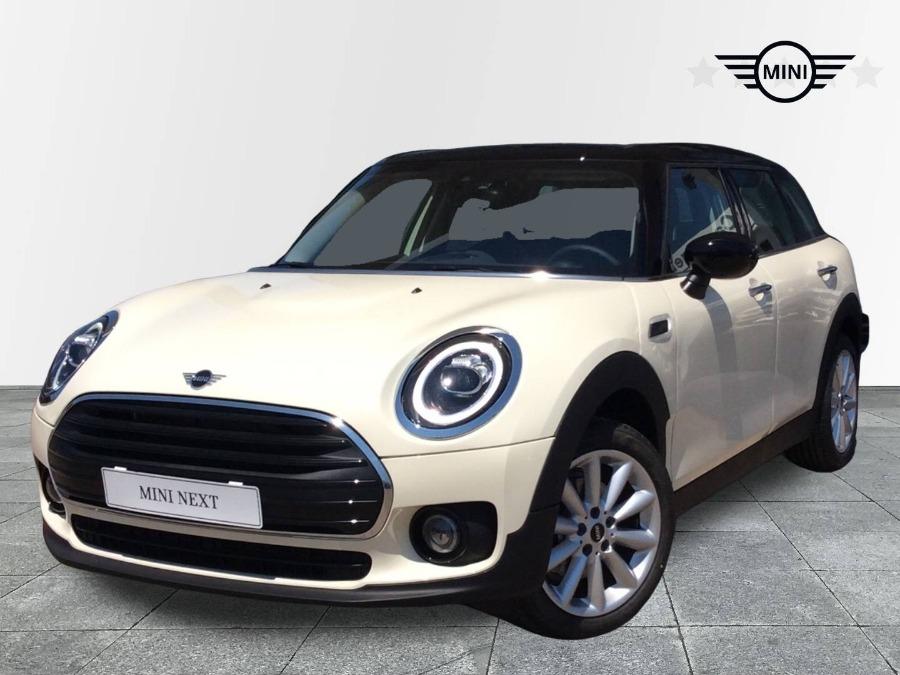 MINI CLUBMAN Blanco Gasolina Automático Familiar 5 puertas 2020
