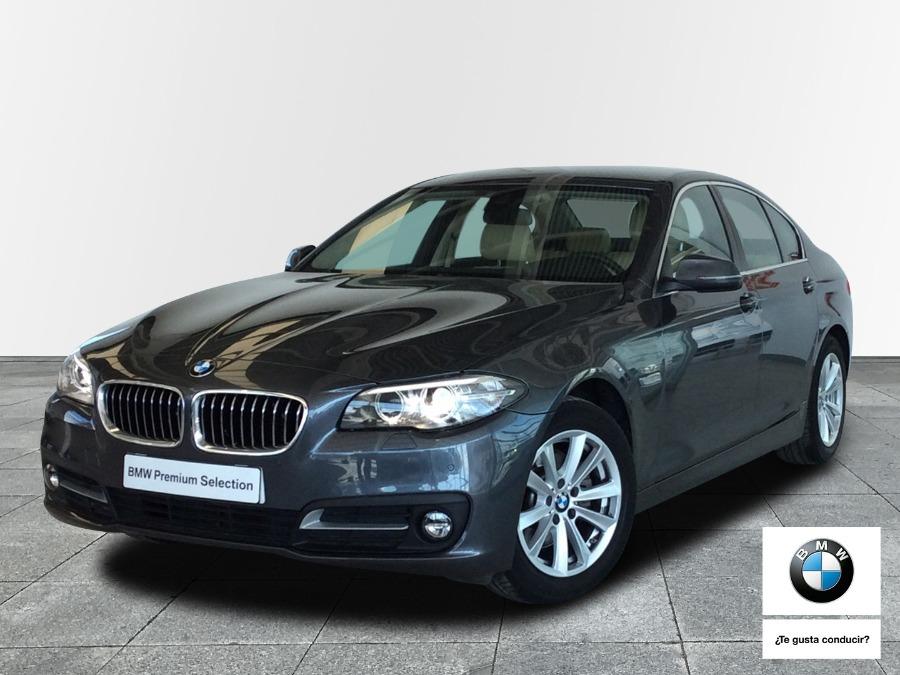 BMW Serie 5 Gris / Plata Diesel Automático Berlina 4 puertas 2016