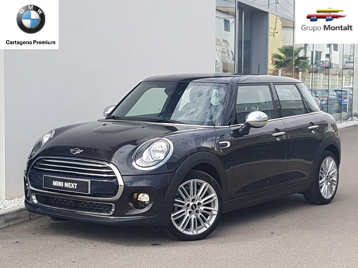 MINI MINI Marrón Diesel Manual Berlina 5 puertas 2017