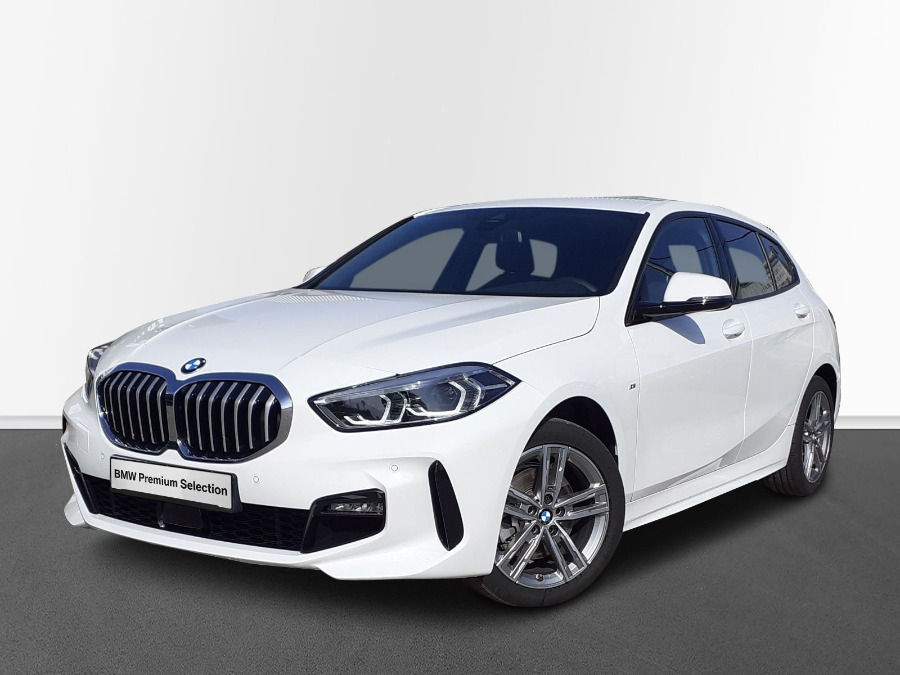 BMW Serie 1 Blanco Diesel Automático Berlina 5 puertas 2021