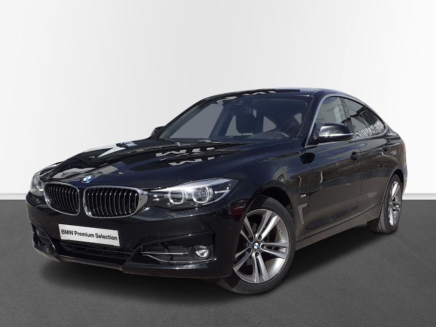 BMW Serie 3 Negro Diesel Automático Berlina 5 puertas 2016