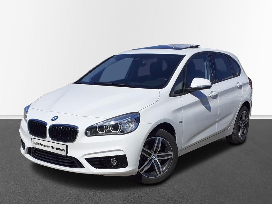 BMW Serie 2 Active Tourer Blanco Diesel Manual Monovolúmen 5 puertas 2018