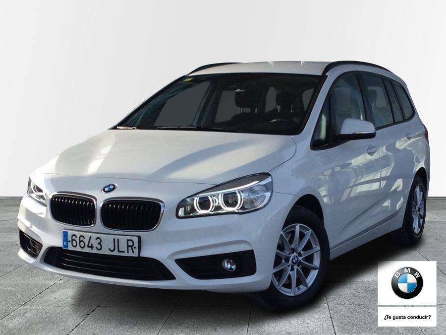 BMW Serie 2 Gran Tourer Blanco Diesel Manual Monovolúmen 5 puertas 2016