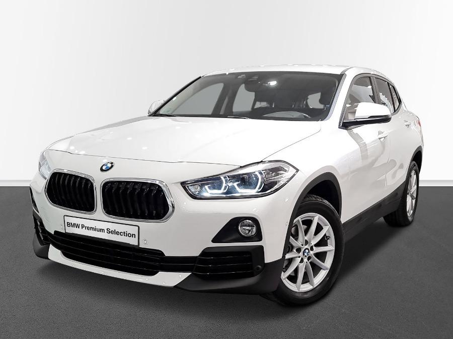 BMW X1 Blanco Diesel Automático 4x4 SUV 5 puertas 2020
