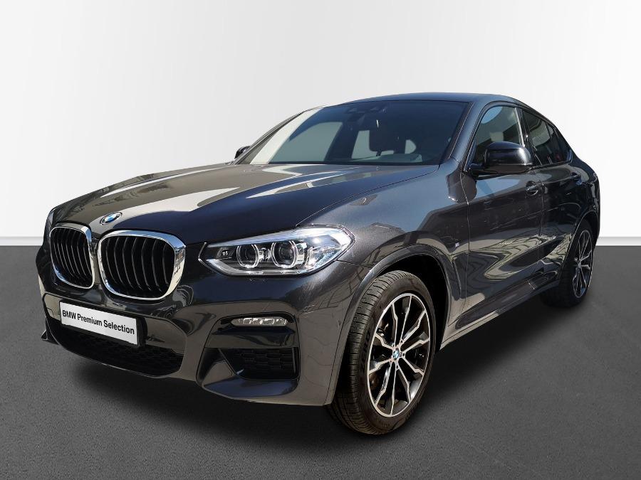 BMW X4 Negro Diesel Automático 4x4 SUV 5 puertas 2019