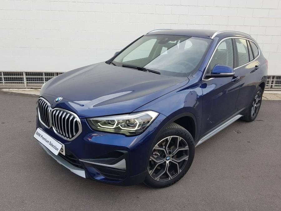 BMW X1 Azul Diesel Automático 4x4 SUV 5 puertas 2019