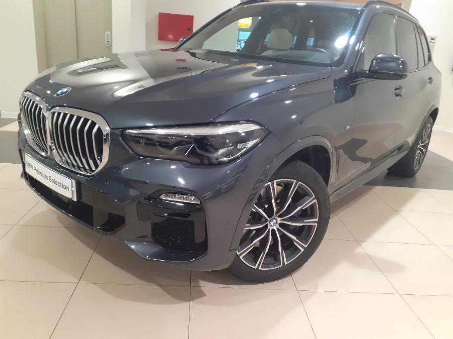 BMW X5 Gris / Plata Diesel Automático 4x4 SUV 5 puertas 2019